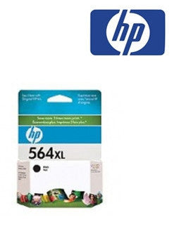 HP 564XL 550 page Genuine High Yield Black Ink Cartridge