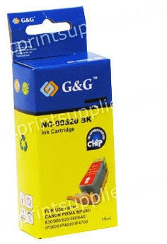 Canon PGI640 Black Ink Cartridge Compatible