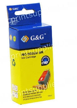 Canon CLI526BK compatible printer cartridge