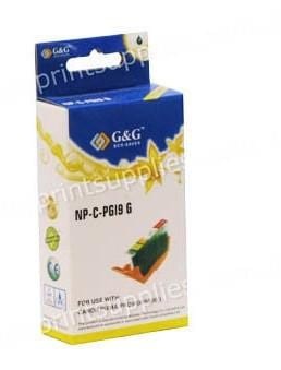 Canon PGI9G Green Ink Cartridge with Chip Compatible