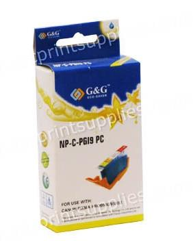 Canon PGI9PC Photo Cyan Ink Cartridge with Chip Compatible