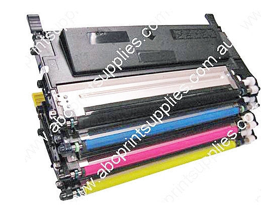 Dell 1230C BCMY Bundle Laser Cartridges