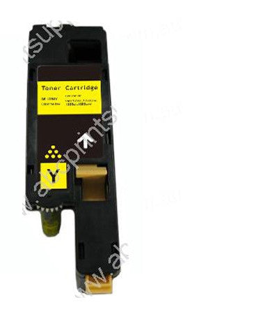 Dell 1250C Yellow High Yield Laser Cartridge