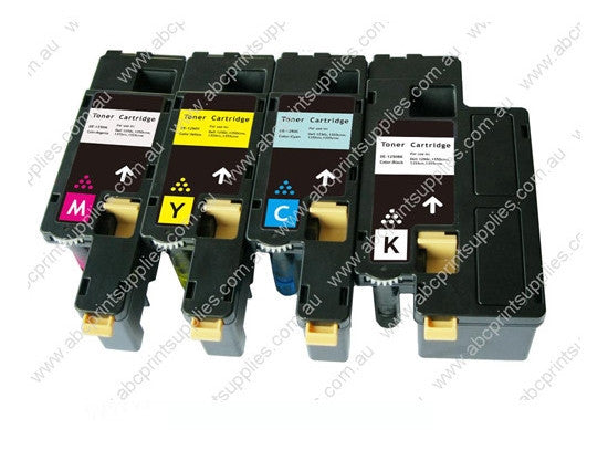 Dell C1760 BCMY Bundle High Yield Laser Cartridges