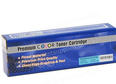 Dell 3010 and 3010CN Cyan High Yield  Remanufactured Toner Cartridge