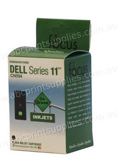 Dell CN594 Series 11 Black H/Y Ink Cartridge Compatible