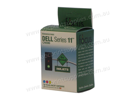 Dell FH214 Series 7 Photo TriColour Ink Cartridge Compatible