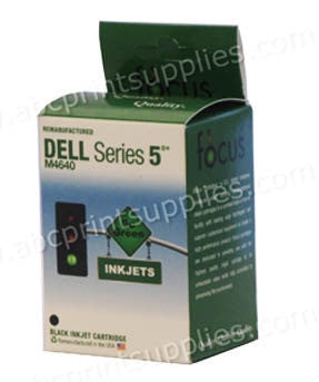 Dell M4640 Series 5 Black H/Y Ink Cartridge Compatible