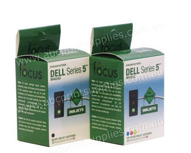Dell Series 5 B,C H/Y Ink Cartridge Bundle Compatible