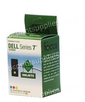 Dell CH884 Series 7 TriColour H/Y Ink Cartridge Compatible