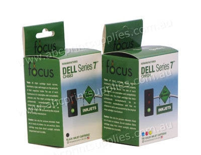 Dell Series 7 B,C H/Y Ink Cartridge Bundle Compatible