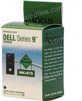 Dell V305W Series 9 Black H/Y Ink Cartridge Compatible