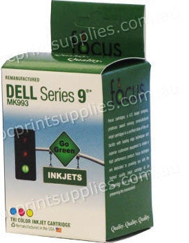 Dell V305W Series 9 TriColour H/Y Ink Cartridge Remanufactured