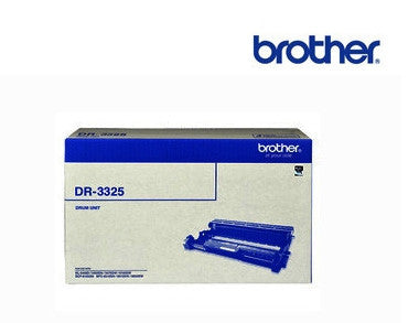 Brother DR3325 Genuine  drum unit + up to 30, 000 page yield
