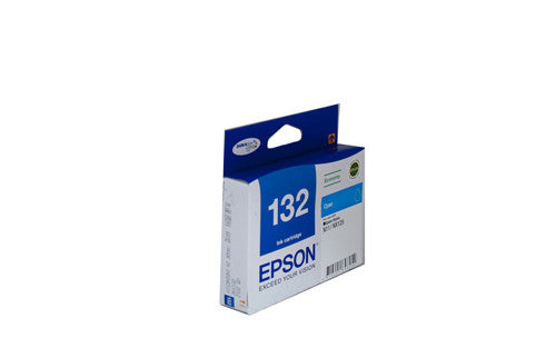 Epson T1322 (132) Cyan Ink Cartridge - 200 pages