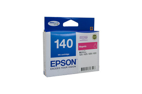 Epson T1403 (140) H/Y Magenta Ink Cartridge - 755 pages