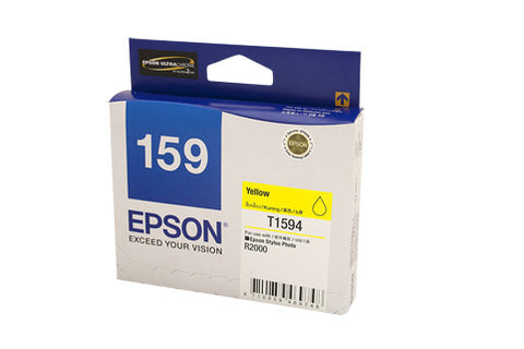 Epson 1594 Genuine Yellow Ink Cartridge