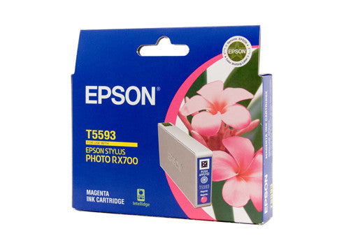 Epson T5593 Genuine Magenta Ink Cartridge - 520 pages