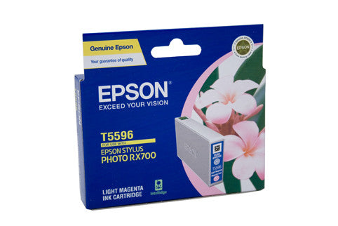 Epson T5596 Genuine Light Magenta Cartridge - 520 pages