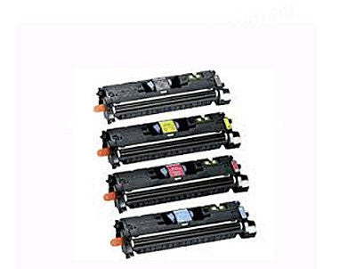Canon EP87 Toner Cartridge BCMY Bundle Pack Remanufactured