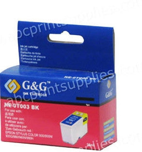 Epson T003 Genuine Black Ink Cartridge