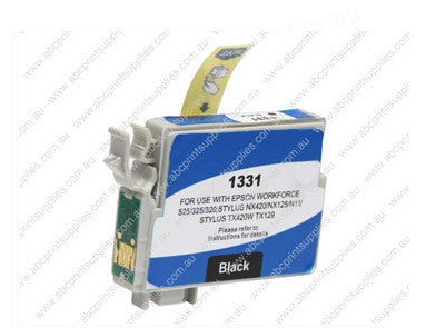 Epson T1321 (132) Black Ink Compatible Cartridge (HIGH YIELD)