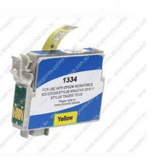 Epson T1334 (133) Yellow Ink Compatible Cartridge (HIGH YIELD)