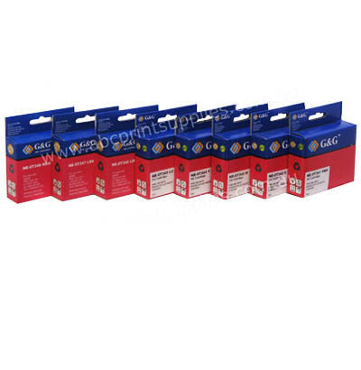 Epson T0870-879 of 8 cartridges Bundle Compatible