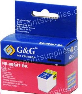 Epson S020047 Black Ink Cartridge Compatible