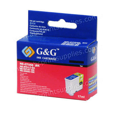 Epson T050 Black Ink Cartridge Compatible