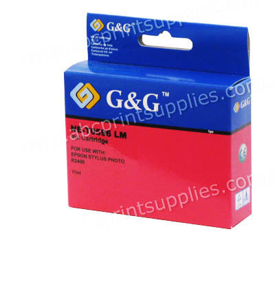 Epson T0596 Light Magenta Cartridge Compatible