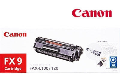 Canon FX-9 genuine Fax Toner Cartridge  - 2000 page yield