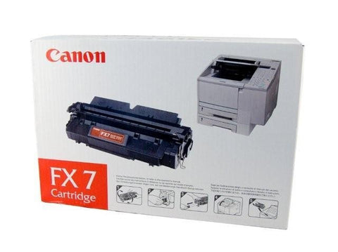 Canon FX-7 genuine printer cartridge