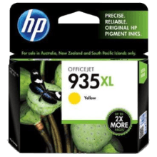 HP C2P26AA (HI935YXL)  Genuine Yellow  Ink Cartridge