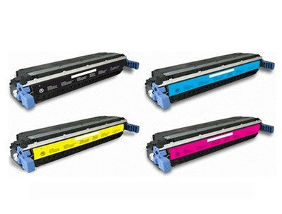 HP LaserJet 5500/5550 BCMY Bundle high quality Toner Cartridges