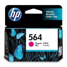 HP CB319WA  (HP 564) Genuine Magenta Ink Cartridge