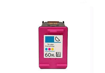 HP 60XL Tricolour Ink Cartridge Remanufactured (Recycled)