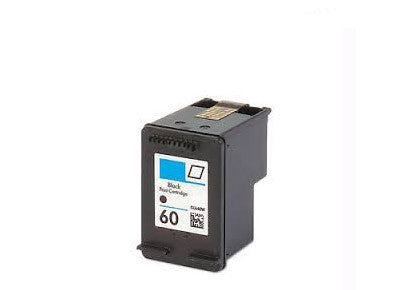 HP 60 Black Ink Cartridge Remanufactured