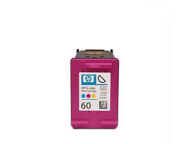HP 60 Tricolour Ink Cartridge Remanufactured