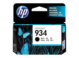 HP C2P19AA (HI934B)  Genuine  Black Ink  Cartridge- 400 pages