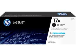 HP 17A (CF217A ) Black Genuine Toner Cartridge