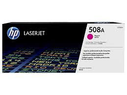 HP CF363A (HP 508A) Genuine Magenta Laser Cartridge