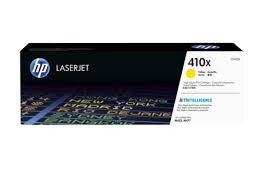 HP CF412X (HP410X) Genuine Yellow H/Y Toner Cartridge
