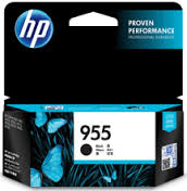 HP 955 LOS60AA Genuine Black Ink Cartridge