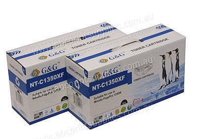 Konica 1710567-003 Laser Cartridge Remanufactured (Recycled)