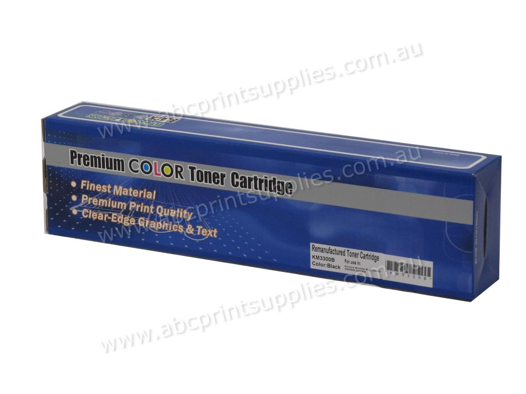 Konica 1710550-001 Black Laser Cartridge Compatible