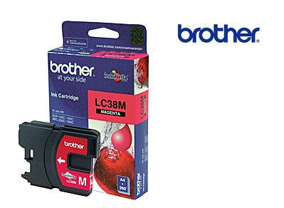 Brother LC38M magenta printer cartridge