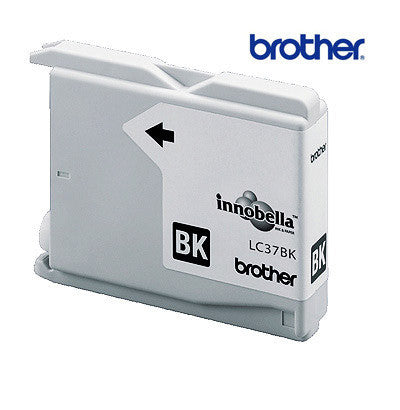 Brother LC37 printer cartridge for DCP135C,  DCP150C,  MF260C,  MFC235C printers