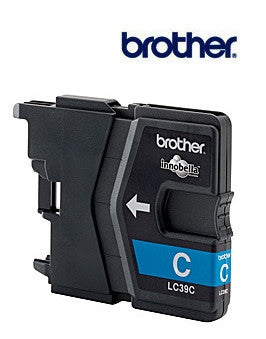 Brother LC39C Genuine Cyan Ink Cartridge