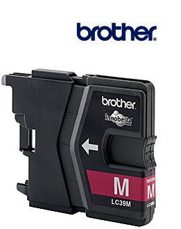 Brother LC39M printer cartridge for DCPJ125, DCPJ315W, DCPJ515W, MFCJ220, MFCJ265W, MFCJ410, MFCJ415W printers